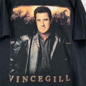 Vince Gill Next Big Thing 2003 Tour T-Shirt XL
